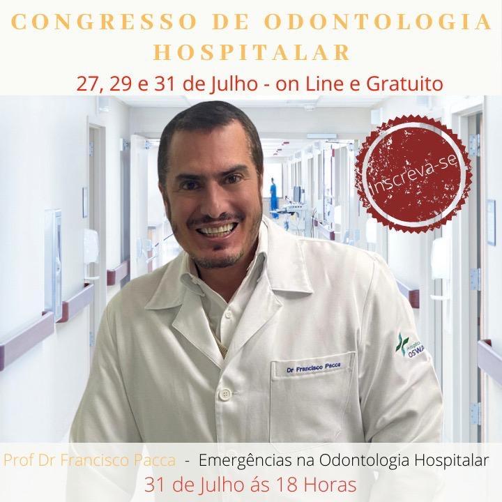Congresso de Odontologia Hospitalar